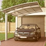 Carport aluminium Saturn